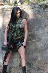 Girl with muscle - Christina Salvani