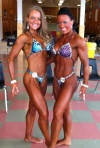 Girl with muscle - Julie Lockhart (R)