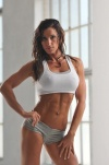 Girl with muscle - Jessica Hernandez