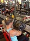 Girl with muscle - Sherri Gray