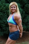 Girl with muscle - Tamara Makar