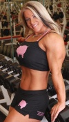 Girl with muscle - Kris Murrell