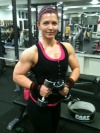 Girl with muscle - Heidi Sorsa