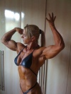 Girl with muscle - Sheila Vieira