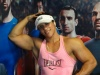 Girl with muscle - Milcia Perez
