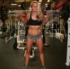 Girl with muscle - Stephanie Garibaldi-Ainsworth
