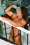 Girl with muscle - Julie Assa