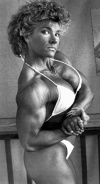 Girl with muscle - Eve Ripoli