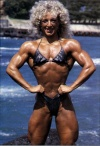 Girl with muscle - Veronica Dahlin