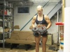Girl with muscle - Brittany White