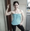 Girl with muscle - Lena Geare