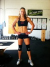 Girl with muscle - Talayna Fortunato