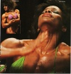 Girl with muscle - Diana Dennis / Carla Dunlap