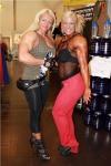 Girl with muscle -  Brigita Brezovac / Skadi Frei-Seifert