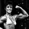 Girl with muscle - Valerie Collosi