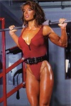Girl with muscle - Penny Price