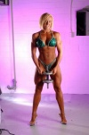 Girl with muscle - Stacy Wright