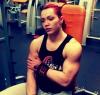 Girl with muscle - Natalya Kovalyova