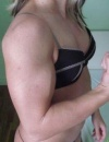 Girl with muscle - Anka