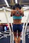 Girl with muscle -  Heather Dulaney