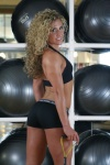 Girl with muscle - Danielle Chikeles