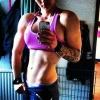 Girl with muscle - Ã…sa Tempel