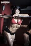 Girl with muscle - Jane Prado Santos