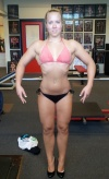 Girl with muscle - Eilin Ulversoy