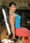 Girl with muscle - Nursel Gurler