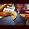 Girl with muscle - Shiana Raine