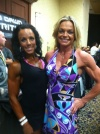 Girl with muscle - Rauchelle Schultz (L)