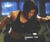 Girl with muscle - Linda Fodor