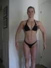 Girl with muscle - Emilie Moller Olsen