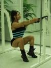 Girl with muscle - Pauliina Talus
