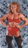 Girl with muscle - Christine Marshall