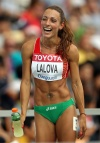Girl with muscle - ivet lalova