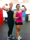 Girl with muscle - Gabriela Demarco - Alicia Alfaro