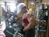 Girl with muscle - Virginia Sanchez Macias