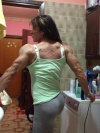 Girl with muscle - Cristina Franzoso