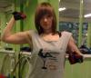 Girl with muscle - elena