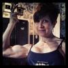 Girl with muscle - Joan Wolfe (Buffycat3)