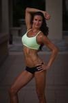 Girl with muscle - Anita Joubert