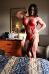 Girl with muscle - Luciana Andrade