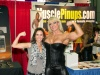 Girl with muscle - Lisa Cross (R)