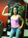 Girl with muscle - Yeshaira Robles