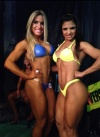 Girl with muscle - Aline Hubner / Aline Barreto