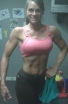 Girl with muscle - Jenny Parr