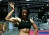 Girl with muscle - Roongtawan Jindasing