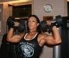 Girl with muscle - Nicole Acker