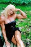 Girl with muscle - Sarah Bridges
